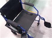 MEDLINE Wheelchair/Walker WHEEL CHAIR